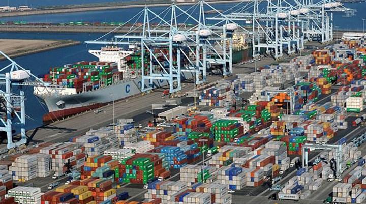Eylül'de ithalat yüzde 23 arttı