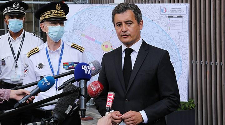 Fransa İçişleri Bakanı: İslamcı ideolojiye karşı savaş halindeyiz