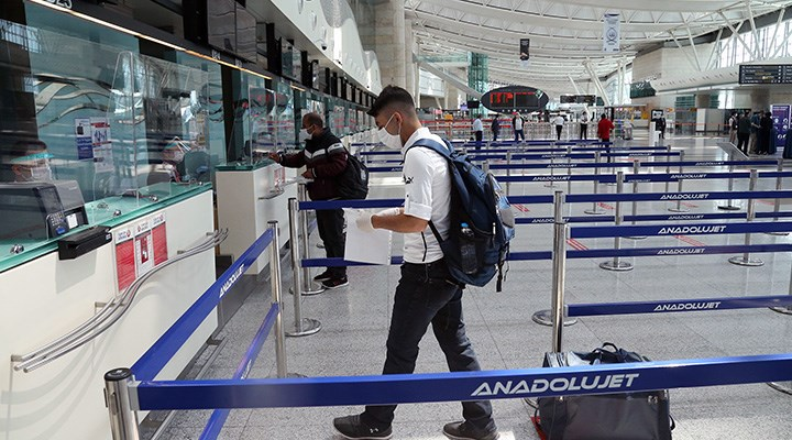 Havalimanları iflasın eşiğinde