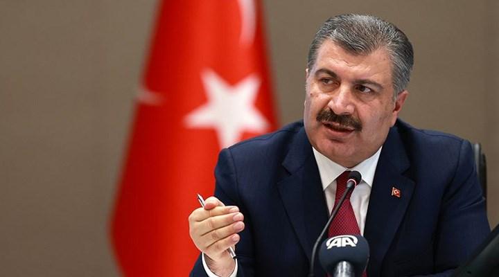Sağlık Bakanı Koca'dan Covid-19 hasta sayısının artışına ilişkin açıklama