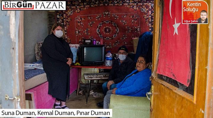 Çekmeköy'den Kağıthane'ye gecekonduda yaşayanların makus talihi: Yalnızca evimizi değil dünyamızı da yıktılar!