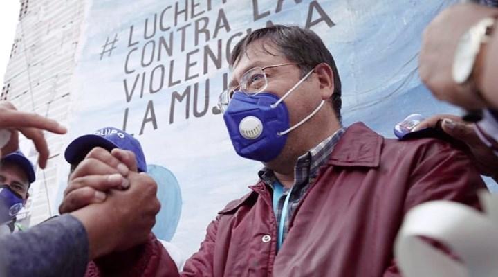 Bolivya Devlet Başkanı Arce'den Türkiye'ye taziye mesajı