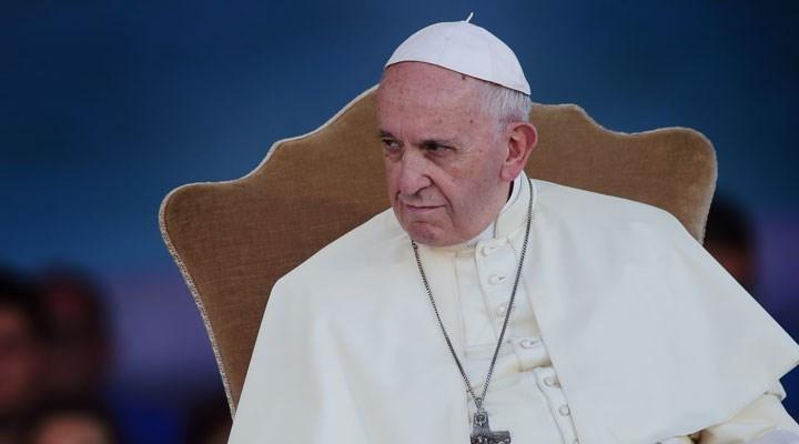 Papa: Eşcinsel evliliği konuşmak yersiz, sözlerim bağlamının dışına çıkarıldı