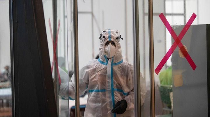 Günlük koronavirüs ölüm sayısı 17 Nisan'dan bu yana en yüksek seviyeye ulaştı