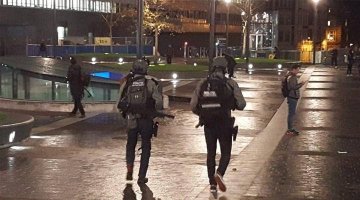 Hollanda'nın Utrecht kentinde bomba alarmı