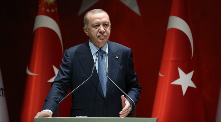 """Erdoğan, Kılıçdaroğlu'nu hedef aldı: """"Sus da adam sansınlar"""""""
