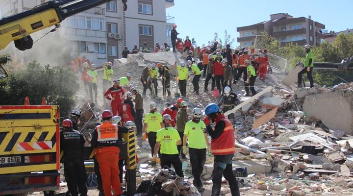 İzmir'deki taraftar grupları: Çadır ve standlarımızı enkaz bölgesinden çıkartmaya çalışanlara taviz vermeyeceğiz