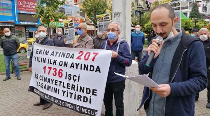 325 işçi koronavirüs nedeniyle yaşamını yitirdi