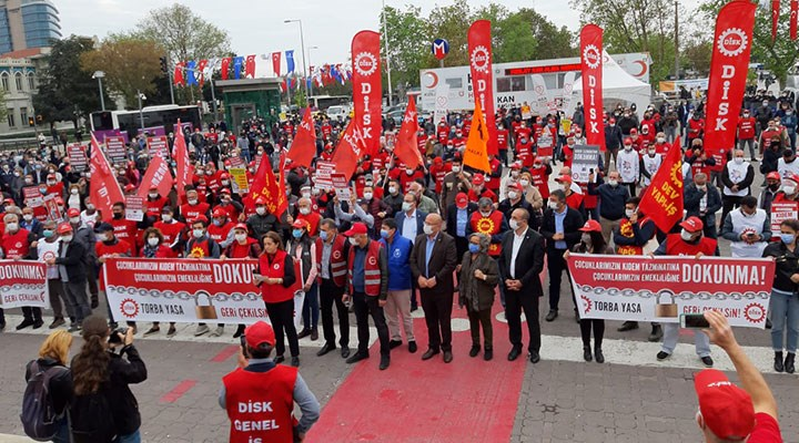 CHP'li Ağbaba: Torba yasa teklifi köleliğin yeniden ilanı
