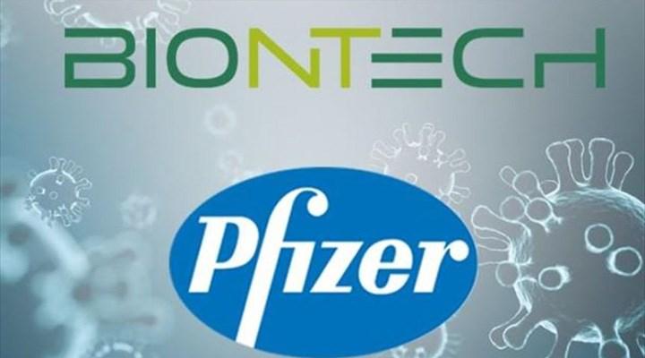 Pfizer: Koronavirüs aşısında yüzde 90'dan fazla başarı sağlandı