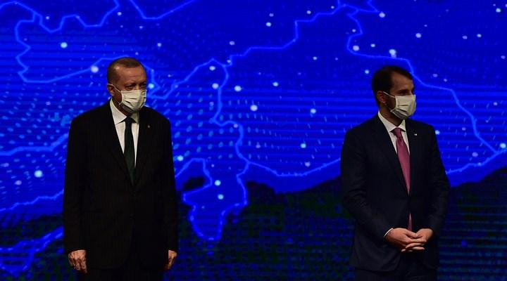 Saray'dan Berat Albayrak açıklaması: İstifası kabul edildi