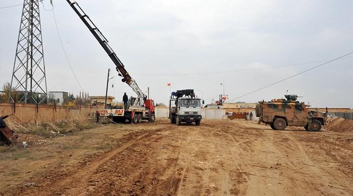 Valilik'ten Suriye'ye yol ve köprü ihalesi