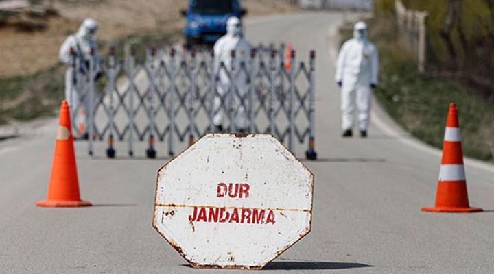 4 ilde birçok yerleşim yeri karantina altına alındı