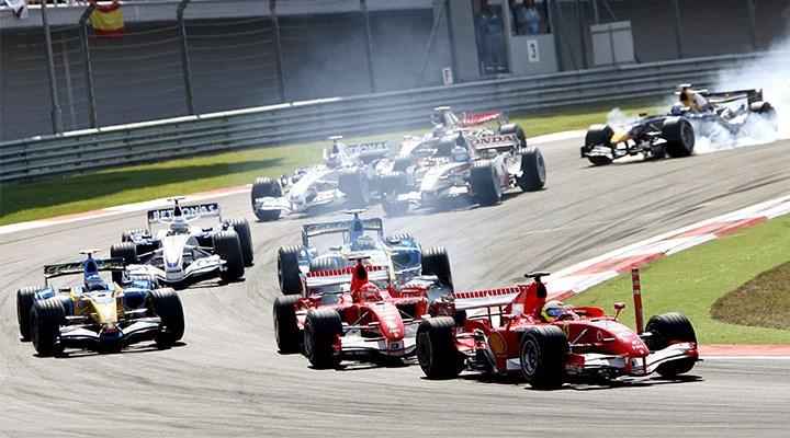 Formula 1 dokuz yıl sonra yeniden İstanbul'da: 8'inci viraj geri dönüyor