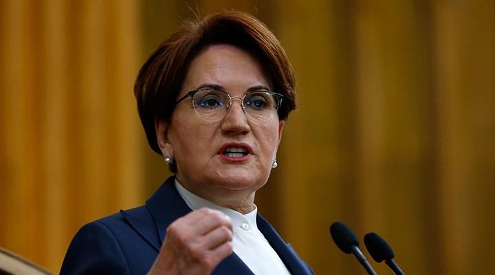 Meral Akşener: Tarım bakanı da TikTok'tan istifa etsin