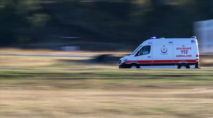 Van karayolunda kaza: Ölü ve yaralılar var