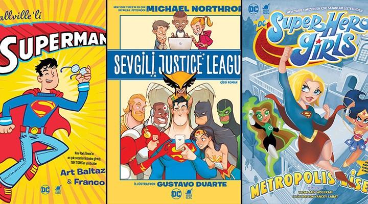 Süper kahramanlar veya ergenlerin dertleri