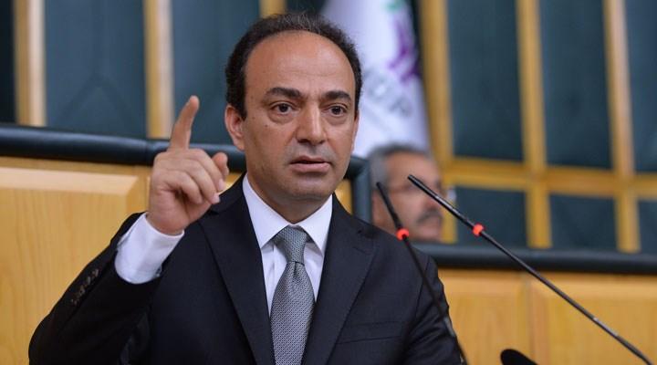Baydemir: 7 Haziran'dan sonra Erdoğan'a teklif götürdük