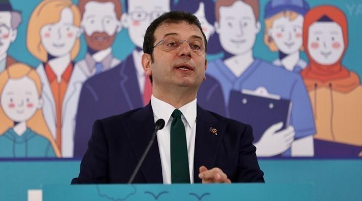 İmamoğlu: İstanbul'da 'bulaşıcı hastalık'tan ölen sayısı bugün 164!