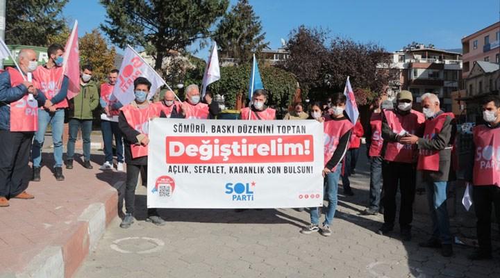SOL Parti Artvin: Bu ablukayı dağıtmak için birleşelim, değiştirelim