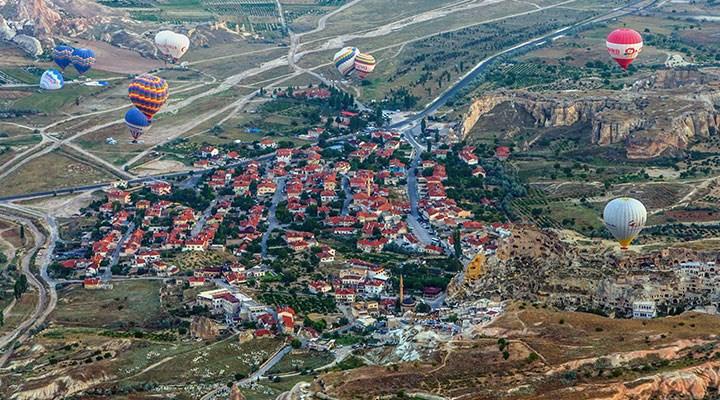 Kapadokya 'kişilerin' inisiyatifine bırakıldı