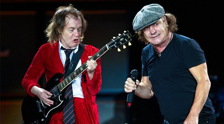 Bir rock 'n' roll makinesi: AC/DC