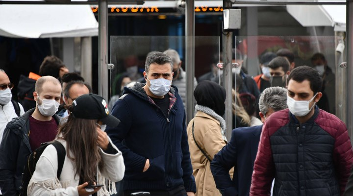 İstanbul'da koronavirüs: Mavi yakalıların ikamet ettiği bölgeler daha riskli