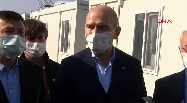 Süleyman Soylu'dan koronavirüs açıklaması: 'En çok bana dokunmaz' diye düşünüyordum
