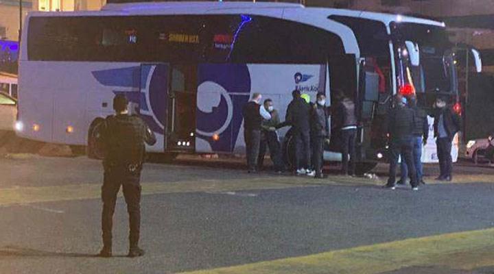 İstanbul'da canlı bomba alarmı: Kasklı yolcu paniğe neden oldu