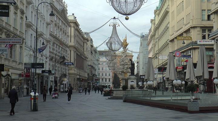 Koronavirüs: Avusturya'da karantina uygulaması başladı, cadde ve sokaklar boş kaldı