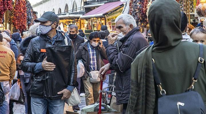 """""""İstanbul'da koronavirüs salgınında tsunami yaşanıyor"""""""
