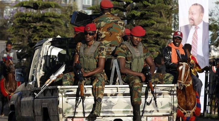 Etiyopya'da diyalog çağrıları duyulmuyor