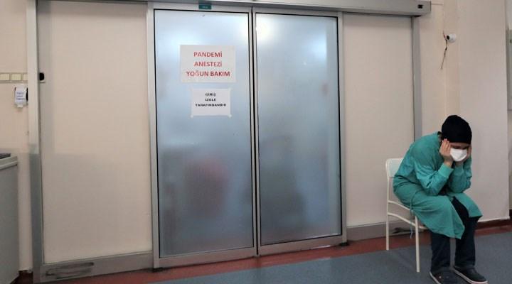 Mersin Tabip Odası: Kentte günlük vaka sayısı 700'ün üzerinde