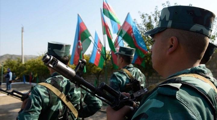 Azerbaycan ordusu 27 yıldır Ermenistan kontrolünde bulunan Ağdam'a girdi
