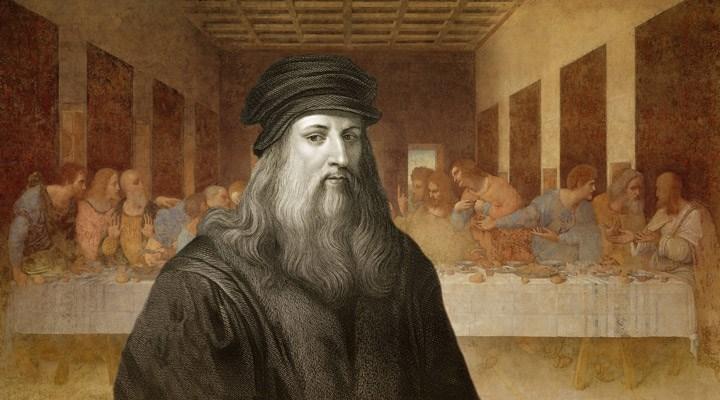 Leonardo Da Vinci'nin çizimlerinde oluşan küçük yaşam formlarının gizli dünyası keşfedildi