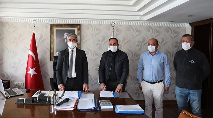Marmaris Belediyesi'nde toplu sözleşme imzalandı