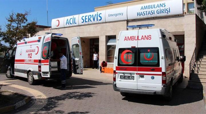 Zonguldak'taki yoğun bakım üniteleri yüzde 100 doluluk oranıyla çalışıyor