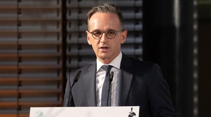 Almanya Dışişleri Bakanı Maas: Aşırı sağ en büyük tehlike