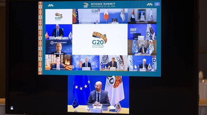 G20 Liderler Zirvesi, Riyad'da başladı