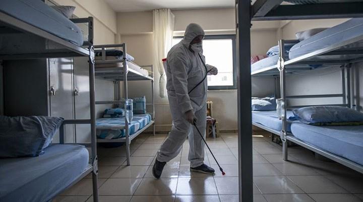 """""""Hasta mahkûmlar zorla çalıştırılıyor"""""""