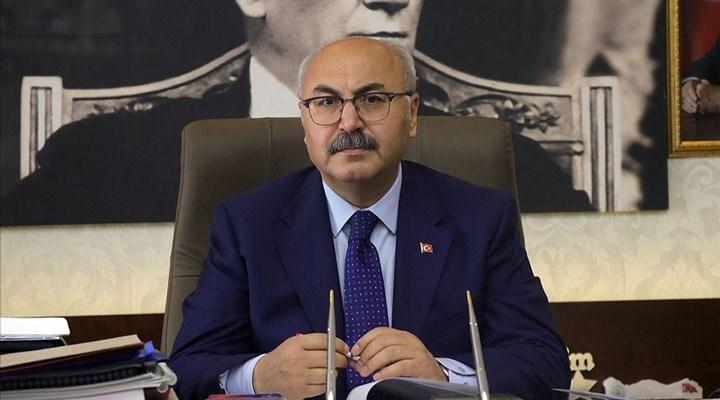İzmir Valisi Köşger, koronavirüse yakalandı