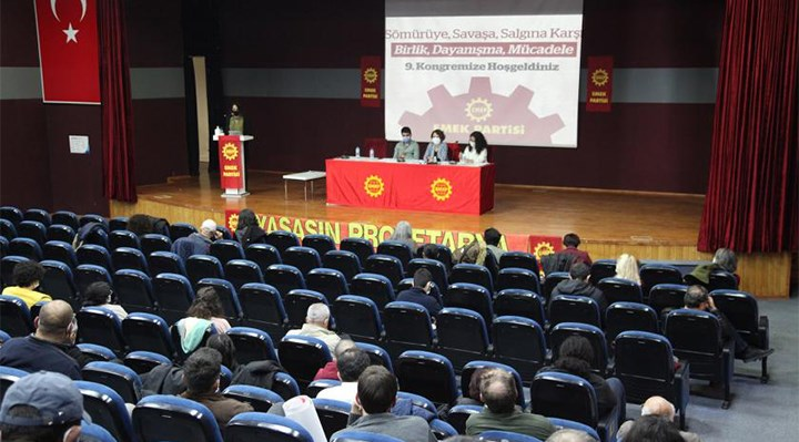 Emek Partisi Genel Başkanlığına Ercüment Akdeniz seçildi