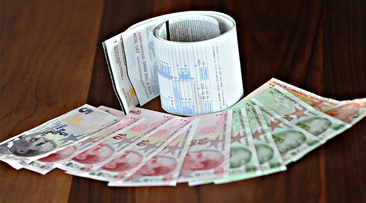 Faturanın beşte biri  devlete ödeniyor