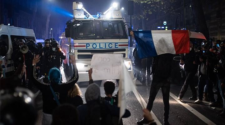 Fransa'da öfke: Sansür yasası kabul edilemez