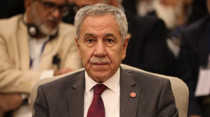 Saray'dan Bülent Arınç açıklaması: Kendi görüşlerini ifade ediyorlar