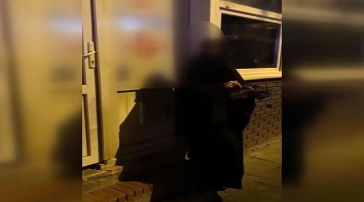 Tuzla'da yakalanan kadın, kedi kesip yediğini itiraf etti!