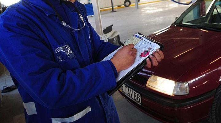 Araç muayene ücretlerine zam geliyor
