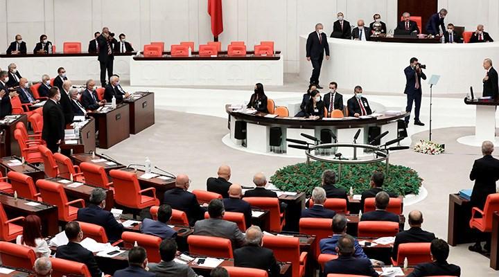Erdoğan'ın maaş zammı Meclis gündeminde