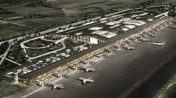 Havalimanı ihalesini AKP'li adayın şirketi kaptı: 'Yine rant yine talan'