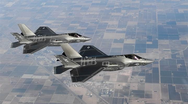 ABD, F-35'te nükleer bomba test etti